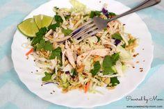 Vietnamese Chicken Salad – Goi Ga