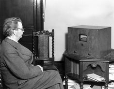 John Logie Baird (14 August 1888 – 14 June 1946) was a Scottish engineer, inventor and innovator. He is mainly known for the invention of the Television in 1925.
