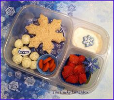 The Lucky Lunchbox: Hoping for some snow....