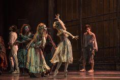 Ballet de Santiago en Peer Gynt. Foto: Patricio Melo