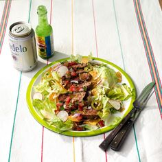 Steak Taco Salad - Rachael Ray Every Day