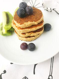 Vegan Protein Pancak...