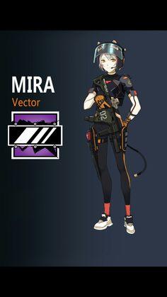 Mira x Vector