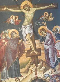 Life Of Christ, Russian Icons, Church Interior, Byzantine Icons, Orthodox Icons, Medieval Art, Saints, Princess Zelda, Painting