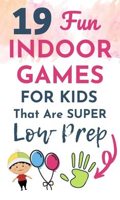 Fun Games For Toddlers, Home Games For Kids, Games To Play With Kids, Group Games For Kids, Family Fun Games, Indoor Activities For Kids, Games For Little Kids, Indoor Games For Children, Childrens Games Ideas
