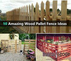 10-Amazing-Wood-Pallet-Fence-Ideas