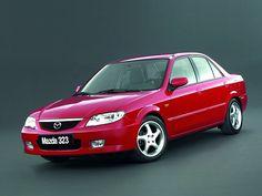 Mazda 323 Sedan (2000 – 2003).