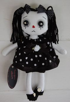 bat winged rag doll - Google Search