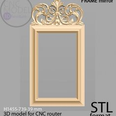 3d Printing, Frames, Interior Design, Mirror, Home Decor, Impression 3d, Nest Design, Decoration Home, Home Interior Design