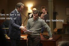 Behind The Scenes Hannibal
