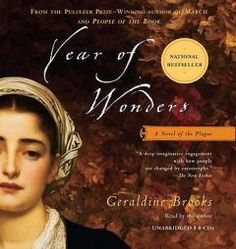 'Year of Wonders: The Novel of the Plaque'  Geraldine Brooks