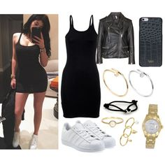 6 Ways to Wear Sneakers With Your Everyday Outfit | Kylie Jenner | Her Campus | http://www.hercampus.com/style/6-ways-wear-sneakers-your-everyday-outfit