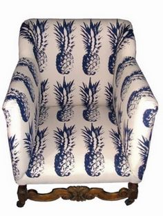 Pineapple Chair