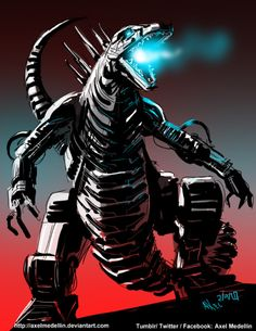 King Kong, Cthulhu, Godzilla 2, Monster Illustration, Ready Player One, Robot Design, Conceptual Design, Robot Art, Pacific Rim