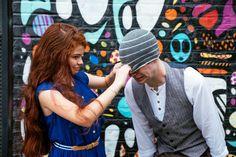 MUGLIFE by Eric Mooney at Mckibbin's Playground: Ariana Perez & Steve Murillo