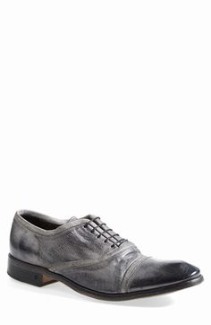 John+Varvatos+Collection+'Richards'+Cap+Toe+Oxford+(Men)+available+at+#Nordstrom