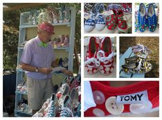 Blinkies - Button Shoes at the Hermanus Country Market Events 2016, Photo Editor, Marketing, Button, Country, Photos, Design, Tomy, Rural Area