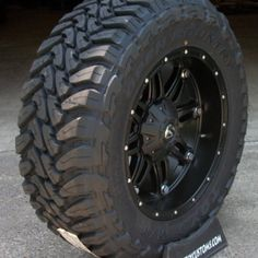 My new wheels and tires courtesy of Allsouth Autosports Wheels And Tires, Jeeps, Engine, Trucks, Cars, Vehicles, Motor Engine, Autos, Truck