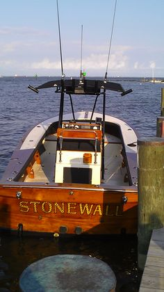 Any Boca Grande 26 owners out there? Center Console Boats, Runabout Boat, Boston Whaler, Sink Or Swim, Yacht Interior, Old Boats, Wooden Boats, Boat Building, Fishing Boats