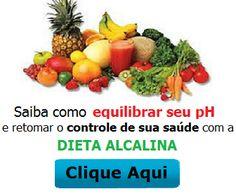 ESPAÇO HOLÍSTICO - TERAPIAS ENERGÉTICAS: DIETA ALCALINA - ESTAMOS TESTANDO