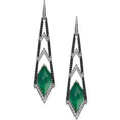 Stephen Webster Lady Stardust Long Earrings
