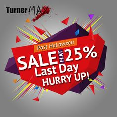 #halloween2017 #combatsports #shopping #boxing #MMA #kickboxing #homegym #gym #gymlife #workout #workoutmotivation #discount #deals #dealoftoday #nopainnogain #weightlifting #dumbbells #squats #deadlifts #quads #hexbar #tuesdaymotivation #weighttraining #cardio #exercise #training #muaythai #powerlifting #barbell #crossfit #hiit #strengthtrainingequipment #turnermax #UK #fitfam  https://goo.gl/Pvq5TB Last day of the flat 25% off sale awaits you. Choose your favourite product now! Click the…