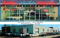 1959 Mitchell Cadillac-Oldsmobile, Huntington Station NY AD