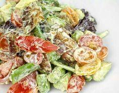 Blt avacodo salad