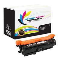 Smart Print Supplies CE400A Black Compatible Replacement Toner Cartridge 1 Pack  Corresponding OEM Number: CE400A / 507A   Page Yield: 5,500 copies @ 5% coverage  Printer Compatibility: HP LaserJet M551 M551dn M551n M551xh   Box Contents: One 507A CE400A Black replacement toner cartridge