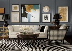 Gallery Living Room | Ethan Allen