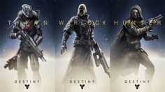 who is better, titan, hunter or warlock?