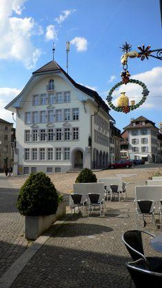 Stadthaus, Zofingen, Schweiz, by Werner Hense