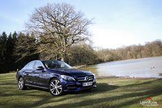 Cars - Mercedes-Benz Classe C : la berline de référence s'offre une cure de jouvence... - http://lesvoitures.fr/nouvelle-mercedes-classe-c-2014/