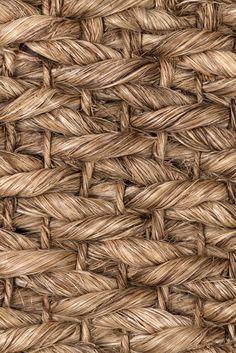 Bark Malaybalay handwoven abaca rug in Bark colorway, by Merida.Malaybalay handwoven abaca rug in Bark colorway, by Merida.- Bark Malaybalay handwoven abaca rug in Bark colorway, by Merida.Malaybalay handwoven abaca rug in Bark colorway, by Merida. Textile Texture, 3d Texture, Fabric Textures, Natural Texture, Textures Patterns, Brown Texture, Organic Patterns, Visual Texture, Texture Design