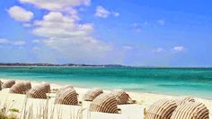 Grace Bay Beach, Turks & Caicos - One of the most exquisite white sand beaches in the world