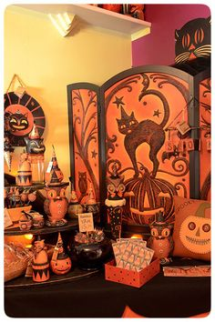 Halloween-Firescreen,-etc | Flickr - Photo Sharing!