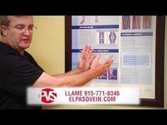 No sufra mas con sus #venasvaricosas! Llame nuestras oficinas hoy! 915.771.8346 Physician Vascular Services in El Paso, TX - YouTube