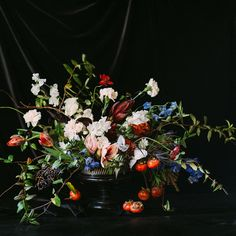 Dutch Masters Wedding Inspiration | Wedding Ideas | OnceWed.com