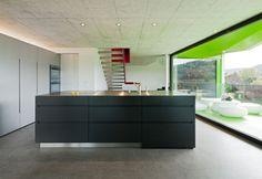 Dattlikon House by Moos Giuliani Herrmann