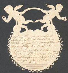 Cupid Papercut