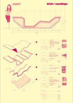 mobilier urbain /// YA+K 2012