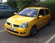 Renault clio 182 turbo