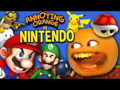 Nintendo Characters, Video Game Characters, Annoyed, Your Favorite, Mario, Orange, Videos, Youtube, Youtubers
