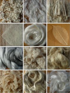 FELTING matters...: Experimenting with TEXTURES...,