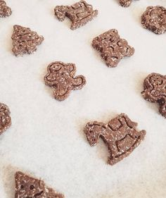 Paleo christmas cookies / Paleo karácsonyi keksz