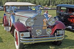 1930 Packard Classic Car by ElderBerryKing, Plus 100s of Classic Cars http://www.pinterest.com/njestates/cars/ Thanks To http://www.njestates.net/