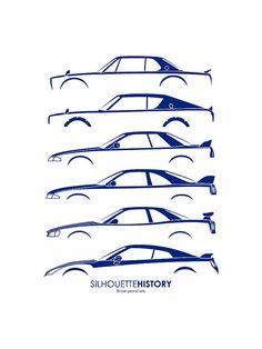 silhouettehistory | Nissan Gt-r