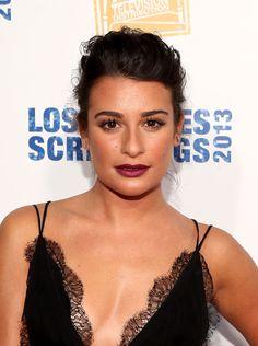 5 'beauty looks' de Lea Michele