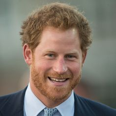 Pin for Later: 59 Photos That Accurately Illustrate All the Times You Fell in Love With Prince Harry in 2015