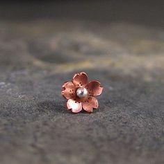 Cherry blossom Tragus earring :) so amazing !!